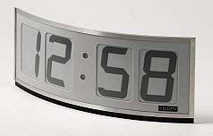 flexible clock